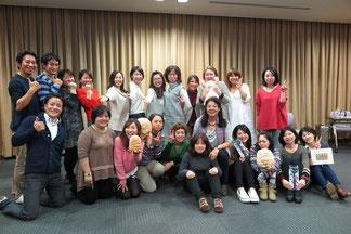 2014年11月 福岡コース第一期生卒業