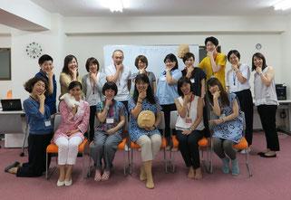 2016年7月東京平日リトリーブ基礎コース