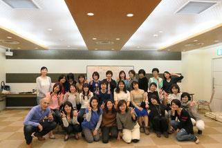 2016年大阪リトリーブサイコセラピープロコース2期生